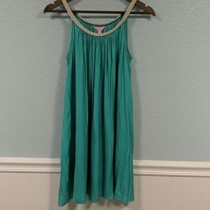Lilly Pulitzer GREEN dress M